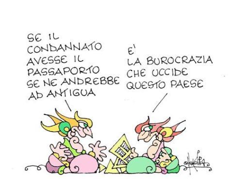 16/11/2013 - Ellekappa - la Repubblica
