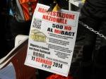 11/01/2014 - 500 NO al MIBACT, Manifestazione Nazionale a Roma.