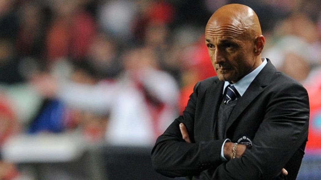 Luciano Spalletti Roma-Fiorentina 4-1 AS Roma