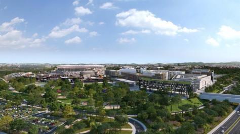 Intesa Comune Stadio della Roma Tor di Valle