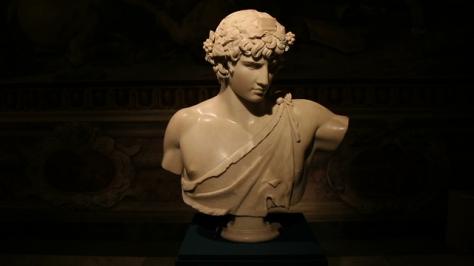 Busto dionisiaco di Antinoo, Museo Archeologico di Venezia