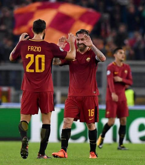 Soccer: Champions League; Roma-Chelsea