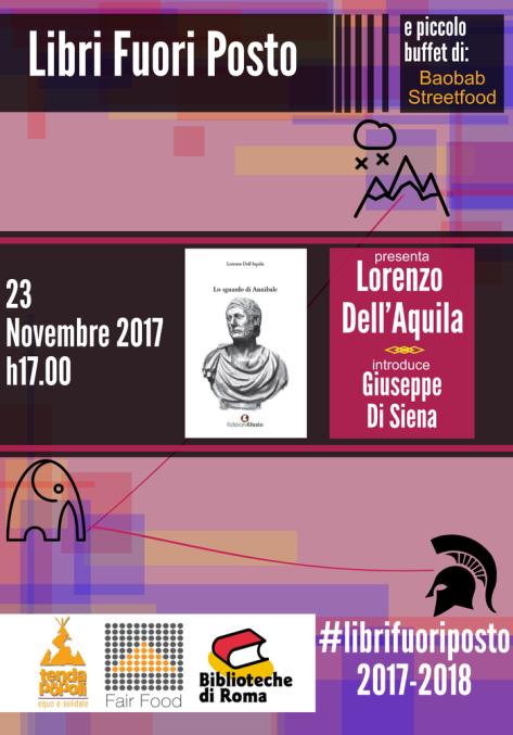 Lo Sguardo di Annibale Lorenzo Dell'Aquila Edizioni Efesto