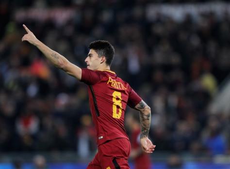 Roma-Lazio 2-1 Diego Perotti