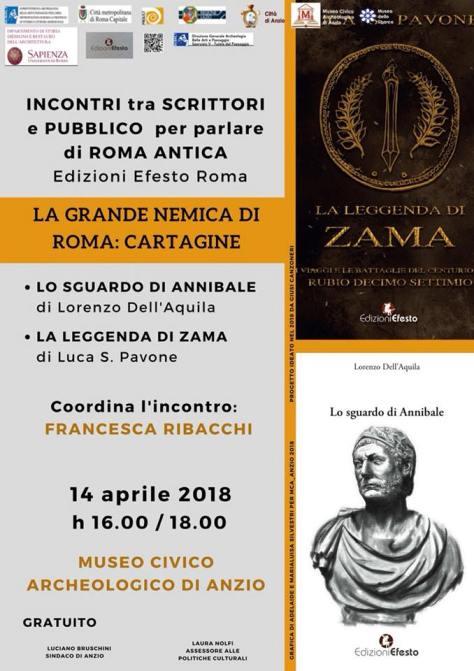 Lo Sguardo di Annibale, Lorenzo Dell'Aquila, Edizioni Efesto