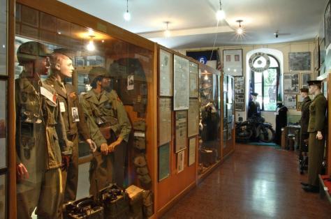 Anzio Museo dello sbarco Villa Adele