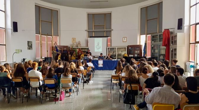 Roma contro Cartagine – Living History. Venerdì 21 settembre 2018, Barletta.