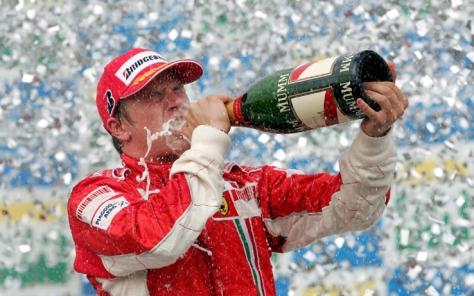 Raikkonen campione del mondo 2007